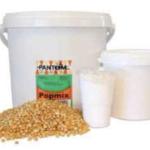 Popmix spand incl Majs, kokosfedt & salt